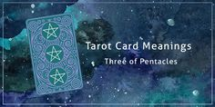 Tarot Card Meanings: Three of Pentacles