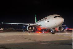 Mahan Air Airbus A310 at Sochi