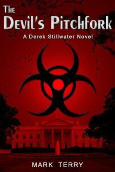 The Devil's Pitchfork (Derek Stillwater thrillers) by Mark Terry, http://www.amazon.com/dp/B003LSTW3E/ref=cm_sw_r_pi_dp_S4diqb07TGJJQ