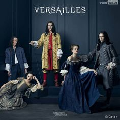 Versailles BBC. I'm in love with this show. It's better than it looks and it isn't as sexy or porn filled as people say.