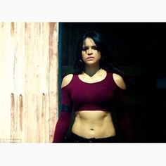 Demi Lovato slugs it out with Michelle Rodriguez in Confident video Michelle Rodriguez, Badass Women, Sexy Women, Gorgeous Women, Beautiful, Blue Crush, Girl Fights, Cinema, Girl Crushes