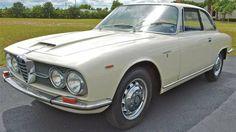 1967 Alfa Romeo 2600. Lease an Alfa Romeo with Premier Financial Services today. #Lease #AlfaRomeo #SimpleLease
