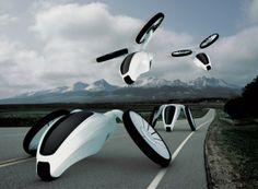 HORNET - Futuristic Transportation Concept