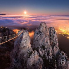 """Crimean Mountains. By: @Den_Belitsky. Tag your friends! """