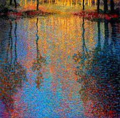 Ton Dubbeldam #art #painting #pixelle - http://www.pixelle.co/