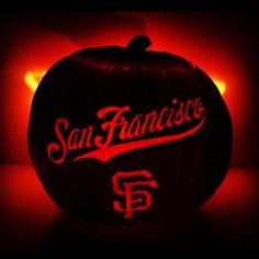 WOOOOOOOOOOOOO, IT'S ANOTHER ORANGE OCTOBER GIANTS FANS!!!