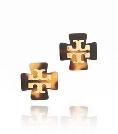 Tilsim Clover Stud Earring | Womens Earrings & Rings | ToryBurch.com