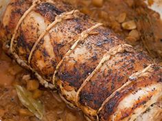 Cooks Illustrated's French-Style Pot-Roasted Pork Loin