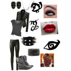 The Mortal Instruments Clary Fray inspired clothes. Made by @ClaryFray102.