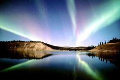 I need to see the northern lights someday!