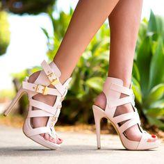 Shoe Dazzle...Pale Pink...I Like Them!