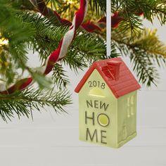 NEW Hallmark Keepsake Christmas Ornament 2018 Year Dated Happily Stuck Together