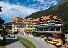 Hotel Silberhorn, Wengen, Switzerland