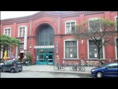 {B*} - Eisenbahnmarkthalle - Eisenbahnstraße - Berlin Kreuzberg