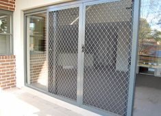 Image of: Sliding Glass Doors Security Locks