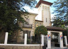 TOURIST INFO LA VILA JOIOSA. (CHALET CENTELLA) en Villajoyosa, Comunidad Valenciana