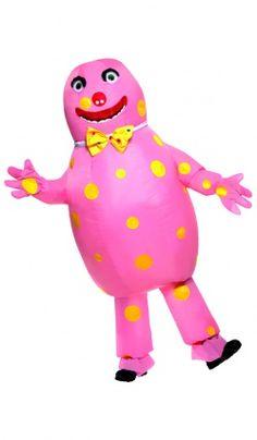 Deguisement ''Mr Blobby''