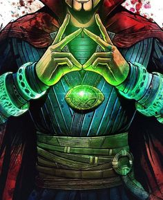 Like if you think Doctor Strange prediction was right! Marvel Dc Comics, Marvel Avengers, Ms Marvel, Marvel Fanart, Mundo Marvel, Marvel Heroes, Marvel Characters, Marvel Movies, Captain Marvel