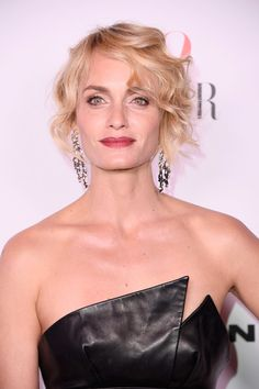 Amber Valletta Photos Photos - Amber Valletta attends Harper's BAZAAR celebration of the 150 Most Fashionable Women presented by TUMI in partnership with American Express, La Perla and Hearts On Fire at Sunset Tower Hotel on January 27, 2017 in West Hollywood, California. - Harper's Bazaar Celebrates 150 Most Fashionable Women - Arrivals