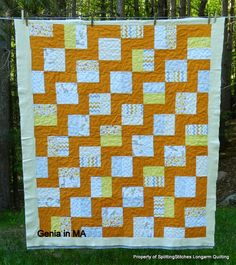 SplittingStitches: More Quilts Today!!