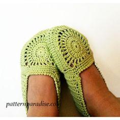 Pistachio Slippers