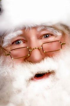 Santa's close up