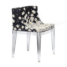 Mademoiselle Daisies Crystal, featured on Fab/ *would make a nice desk chair