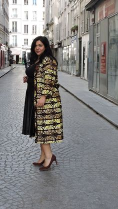 Ankara jackets for ladies - DarlingNaija African Traditional Dresses, Latest African Fashion Dresses, African Dresses For Women, African Print Fashion, African Attire, African Women, Xhosa Attire, African Blouses, Mode Style