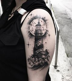 Magic light in the night that emits a lighthouse for centuries has been a joy for sailors because announces that home is close.