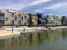 Immeubles résidentiels à Lyon