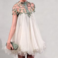 Marchesa's Jewel Dress spring 2011