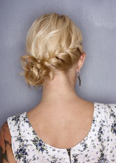 Updos with braids, Prom hairstyles and Updos on Pinterest