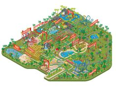 Radio: Sea World Orlando Maps
