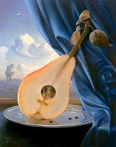 21 Olağandışı Tablosuyla Ressam Vladimir Kush www.leblebitozu.com600 × 758Buscar por imagen vladimir kush still life with mandolin tablo Visitar página  Ver imagen