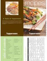 Tupperware Consultant, Tupperware Recipes, Booklet, Cooking Recipes, Pdf, Dessert, Meals, Dinner, Fruit