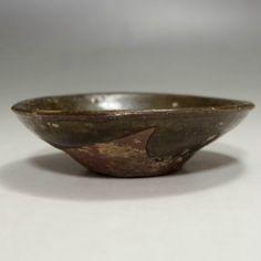 Antique Chinese Jian Pottery Liquor cup #1915 - CHANOYU
