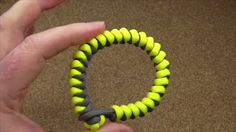 How to make an easy Snake Knot Paracord Bracelet