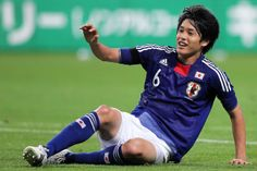 Atsuto Uchida - Japan v South Korea - International Friendly