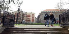 Студентски парк београд - Students' Park Belgrade