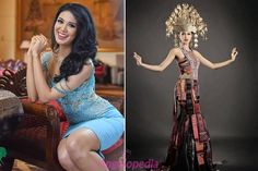 Ariska Putri Pertiwi appointed as Miss Grand Indonesia 2016