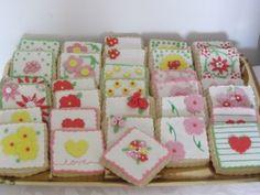 Flower Cookies « Kosher Cakery Kosher Cakery