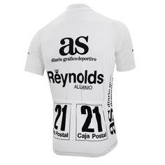 2959d3a9b Reynolds Aluminio Retro Short Cycling Jersey