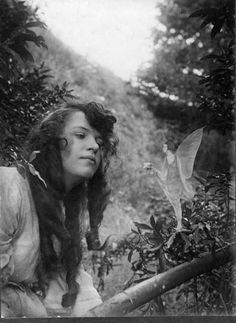 From the Cottingley fairies - fact or faked?
