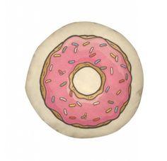 poduchy i narzuty-poduszka słodki donut / ostatnie 2 sztuki!