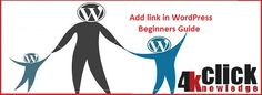 Tutorial about add link in WordPress posts and pages? This beginner's guide explains how to add hyperlink in WordPress.Create links in wordpress, add link in wordpress menu.