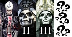 GHOST Begin Teasing Papa Emeritus IV's Arrival. New Album On The Way?