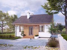 Kuće do 50 kvadrata, zvuči premalo ali nije tako - Domaci Recept House Plans, Garage Doors, Home And Garden, Outdoor Decor, Inspiration, Design, Home Decor, Garden Houses, Tiny House Living