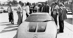 Bugatti Veyron killer from the 70s