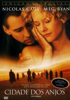 Um filme de Brad Silberling com Nicolas Cage, Meg Ryan : Em Los Angeles, uma dedicada cirurgiã (Meg Ryan) fica arrasada quando perde um paciente durante uma operação, no mesmo instante em que um anjo (Nicolas Cage), que estava na sala de cirurgia, começa a se sentir atraído por ela. Em pouco tempo ele f...