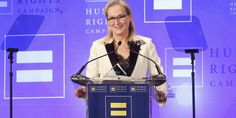 Meryl Streep Addresses Donald Trump's 'Over-Rated' Tweet In Moving Speech